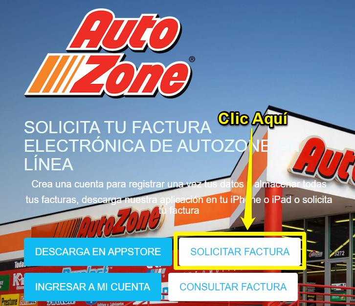 Autozone PASO 1