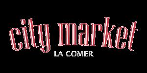 City market facturación logo