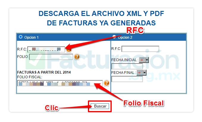 Coppel PASO 2. Ingresa el RFC y el Folio Fiscal a la plataforma