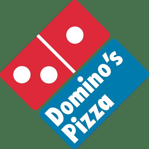 Dominos pizza facturación logo