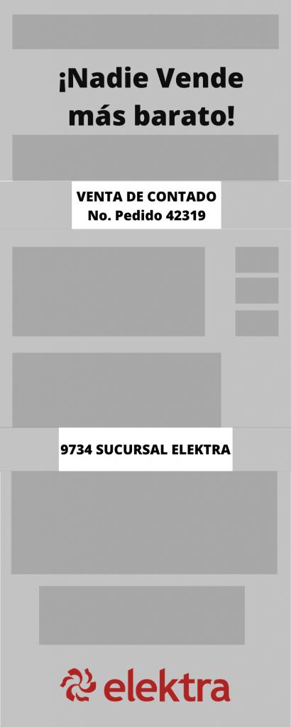Elektra PASO 1
