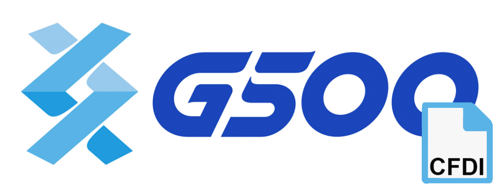 G500 facturación logo
