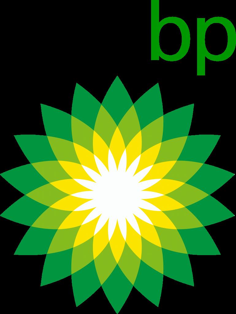 Gasolinera bp facturación logo