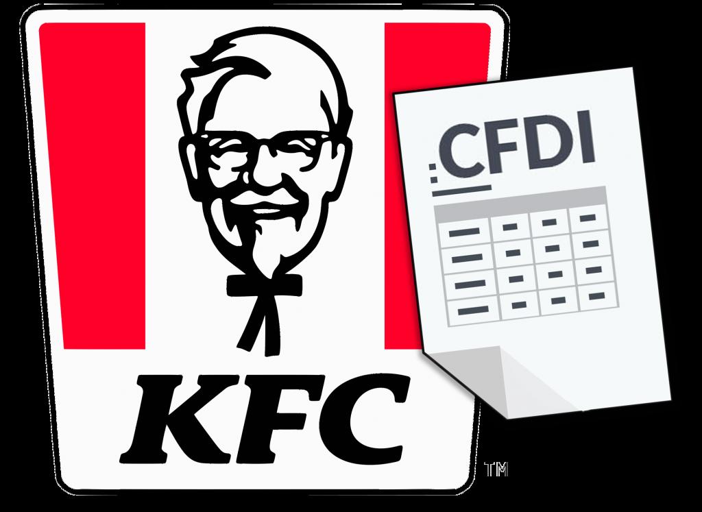 Kfc facturación logo