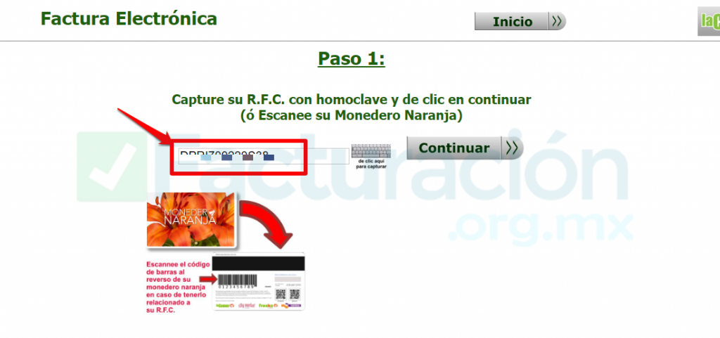 Lacomer PASO 2