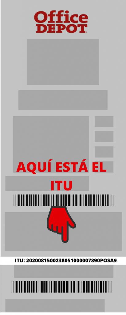 Office depot facturación logo