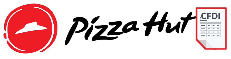 Pizza hut facturación logo