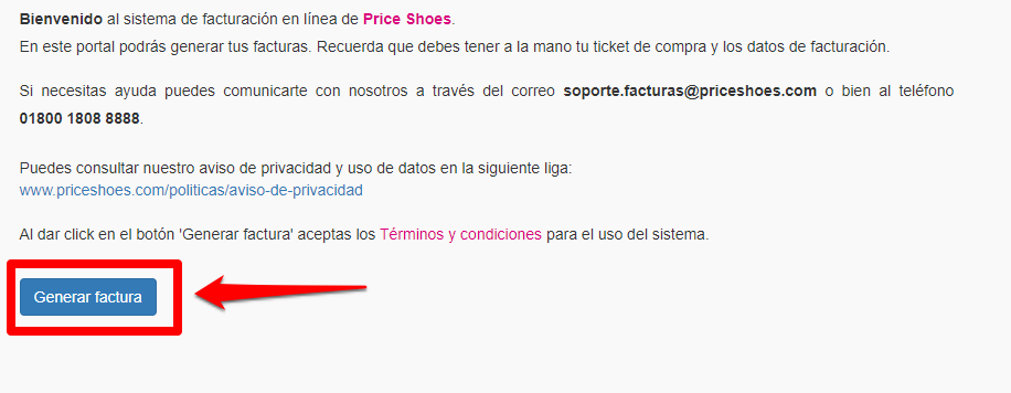 Price shoes  PASO 2