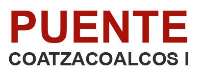 Puente coatzacoalcos 1 facturación logo