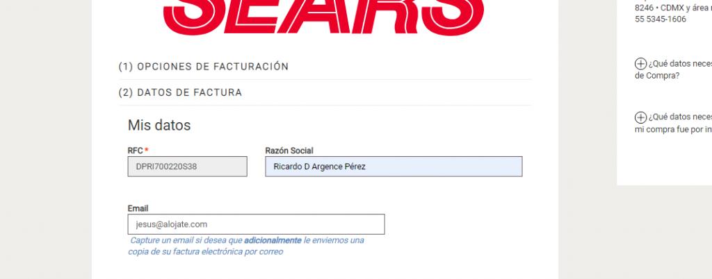 Sears  4 5