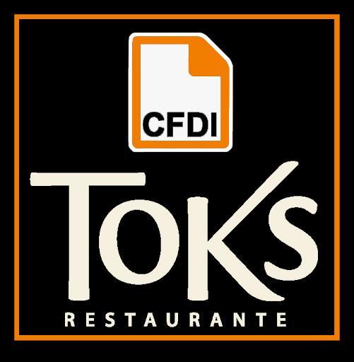 Toks facturación logo