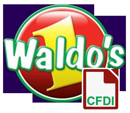 Waldos facturación logo